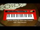 Yamaha Reface YC Demo Igor Crimean 658 1 Best Version!