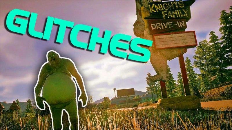 Glitch Simulator... (State of Decay 2)