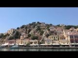 Родос Афины на яхте