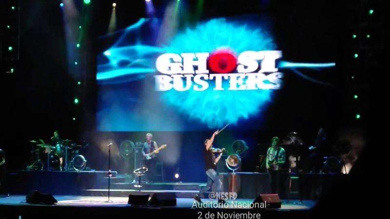 GhostbustersDavid GarrettAuditorio Nacional2 Nov 2018
