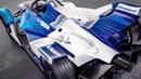 BMW IFE 18 formula E