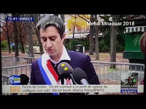 LIVE GiletsJaunes 🇫🇷 2DÉCEMBRE RUFFIN SOUMIS MÉLENCHON FI 5èmePOUVOIR