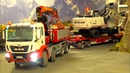 BEST OF RC TRUCK CONSTR.-SITE COL. 3!STUCKING RC´S! HEAVY HAULAGE RC TRUCKS! MAN! AROCS! SCANIA!