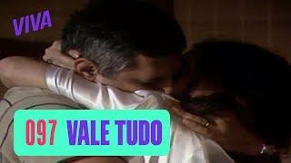 IVAN E RAQUEL SE BEIJAM | VALE TUDO | CAPÍTULO 97 | MELHOR DO DIA | VIVA