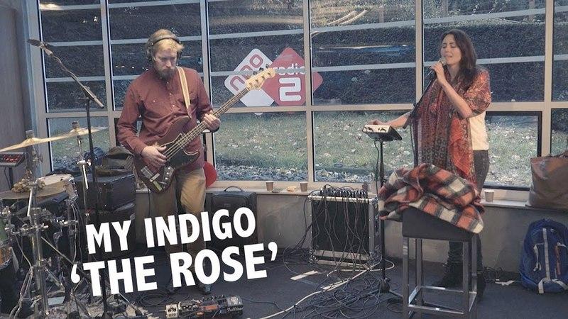 My Indigo (Sharon den Adel) - 'The Rose' (Bette Midler cover) live @ Ekdom in de Ochtend