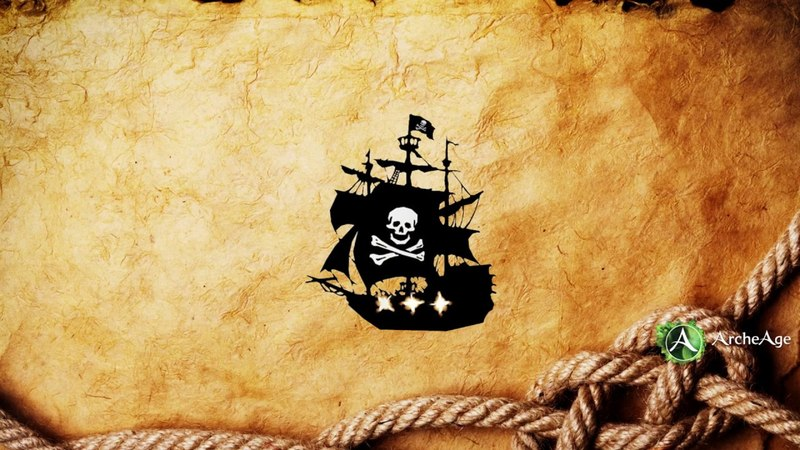 Archeage 4.0 [ хранитель, будни пирата ] ( Ария ) 6 похититель шхун
