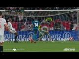«Севилья» - «Реал Мадрид». Гол Мигеля Лайюна