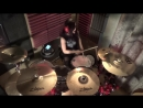 Knives and Pens (Black Veil Brides) drum cover by Jessica Parry