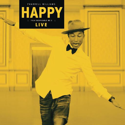 Pharrell Williams альбом Happy (Live)