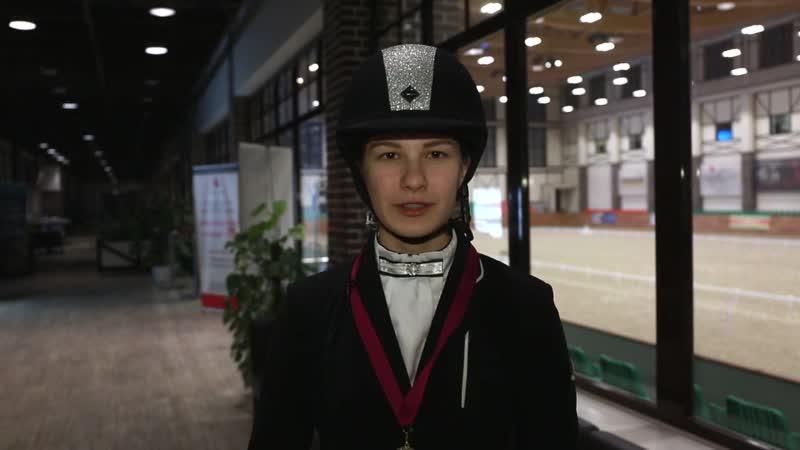 Юлиса Красильникова - победитель программы КПЮ