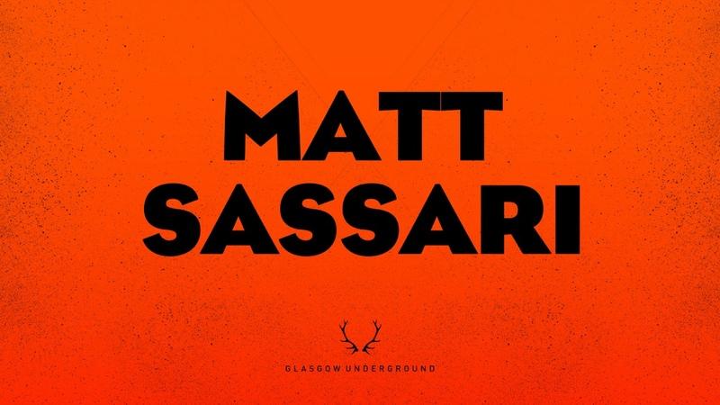 Matt Sassari Prison Song Original Mix