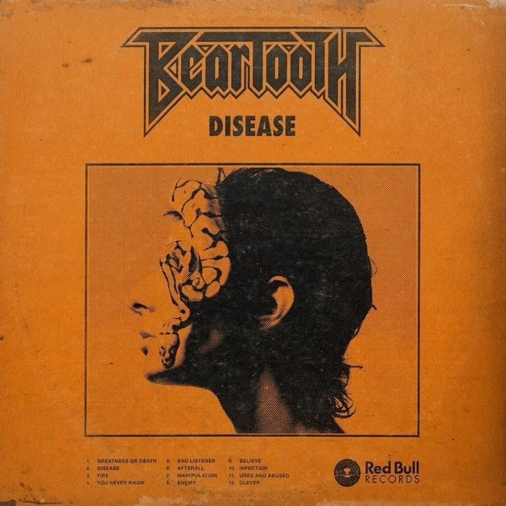 Beartooth - Disease / Believe / Infection [Singles] (2018)