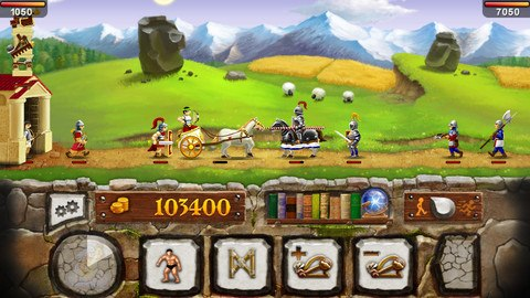Скачать The Wars 2 Evolution для android