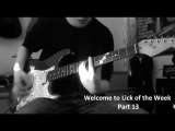Lick of the Week #13 - Jake E Lee - Suicide Solution