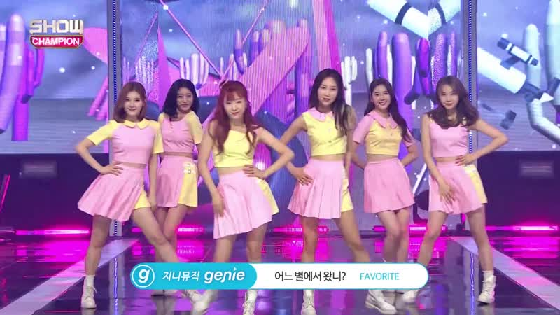 180516 Favorite - Where are you from؟@Show Champion EP.270