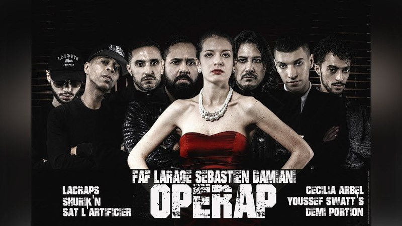 Seb Damiani-Faf Larage Feat. Shurik'n x Sat x Cécilia Arbel x Lacraps x Demi Portion x Swatt's