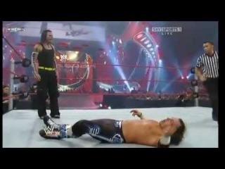 Jeff Hardy vs Matt Hardy - I Quit Match (WWE Backlash 2009)