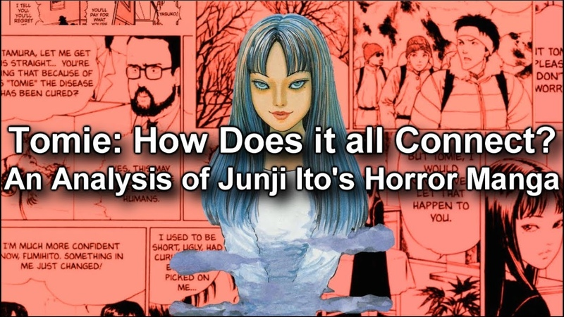 How Does it All Connect with Tomie? - An Analysis of Junji Ito's Horror Manga