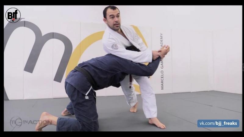 Marcelo Garcia - Sprawl vs Takedown mgarcia