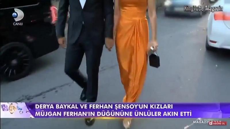 Düğünden harika videolar geldi Fahriye çok güzel ve Burak Osman Gazi olacağını açıkladı Güne puanım FahriyeEvcen BurakÖzçivit