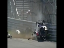 Robert Kubica жестко разбивается на Canadian GP Formula fixter