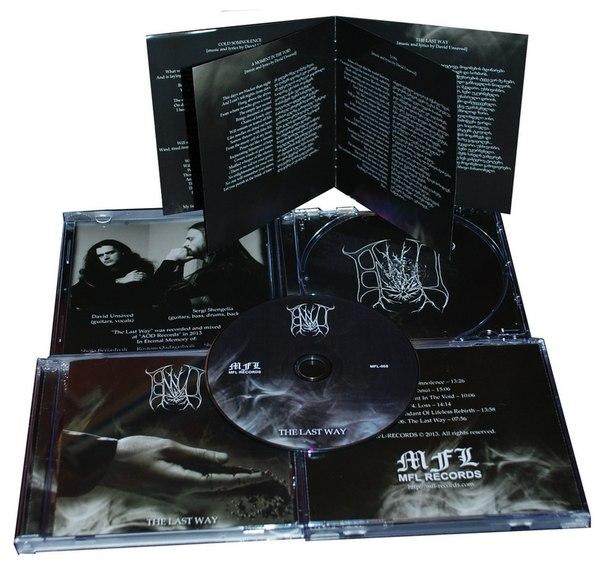 Вышел новый альбом ENNUI - The Last Way (2013)
