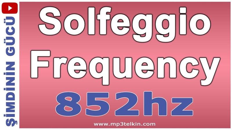 Solfeggio Frekansı 852hz Ruhani Duruma Geri Dönüş Meditasyonu