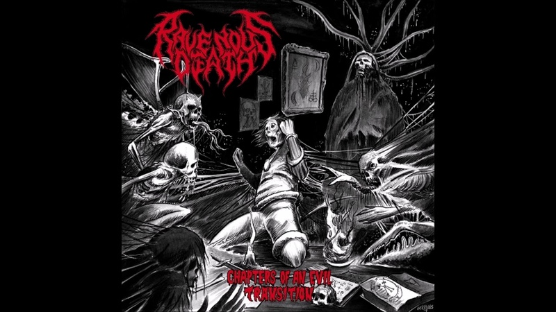 RAVENOUS DEATH - Harvesting Hate