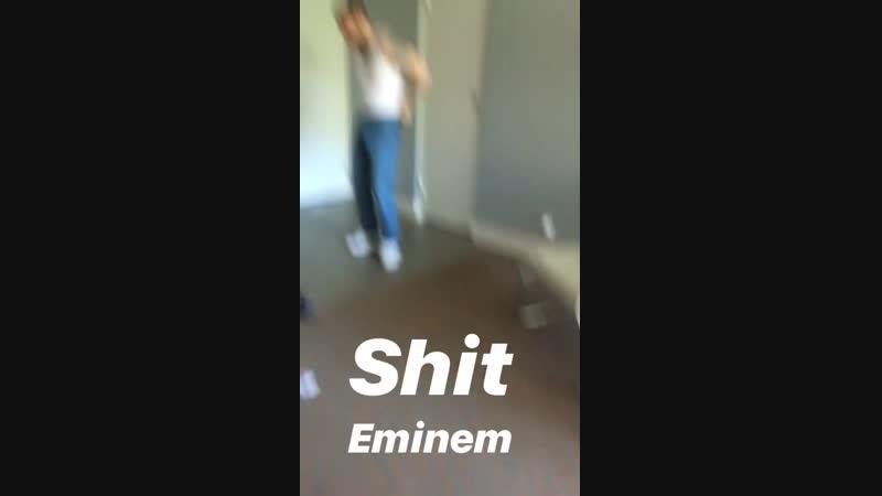 Story John Dawkins. Shit Eminem