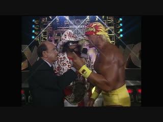 WCW Nitro 27.11.1995 #13 (Русская версия WWH)