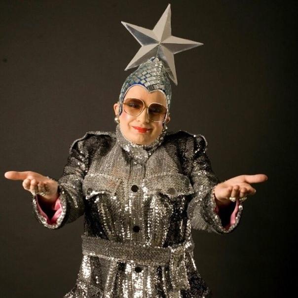 Верка Сердючка выступит на Евровидение в качестве гостя. Темная тема...