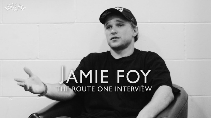 Jamie Foy The Route One Interview