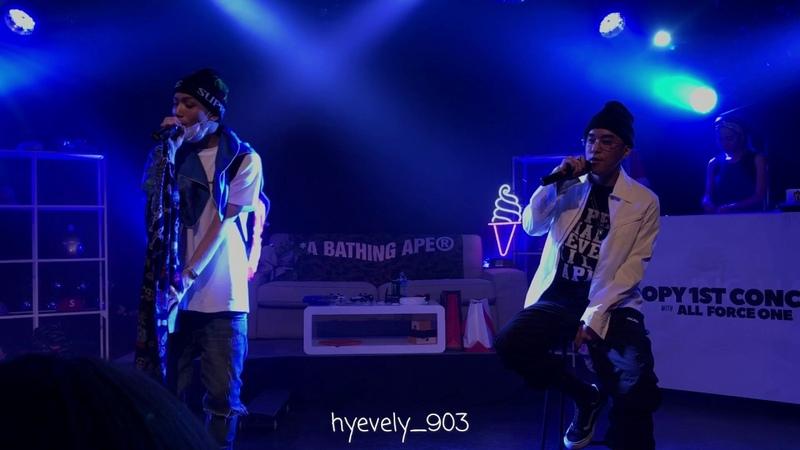 170520 Loopy , Niahn - Why live (루피단콘 icecream 직캠)