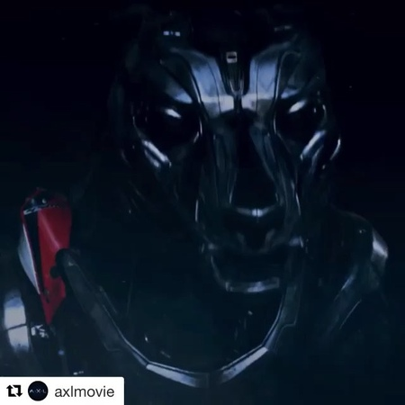 """Dominic Rains on Instagram """"Sometimes, on my spare time, I build robot dogs... said me never. But I was fortunate enough to get to play a bit of ..."""