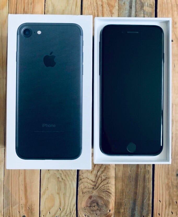 Купить iPhone 7 Black 32Gb Оригинал Ростест!!! В | Объявления Орска и Новотроицка №4566