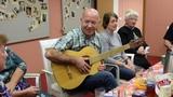 Валерий Гильфанов в клубе песни