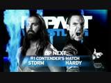 TNA Impact Wrestling! 19.01.2012 - Jeff Hardy vs James Storm