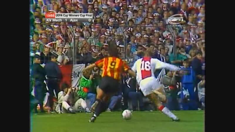 UEFA Cup Winners Cup - K.V. Mechelen vs Ajax - 11.05.88 - English - XviD