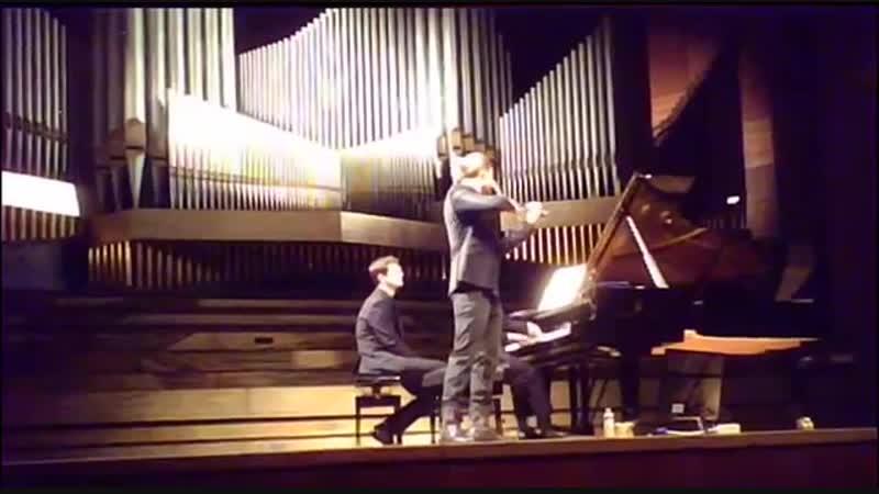 D Garrett, J.Quentin,Thuner Sonate,Teil3 J.Brahms Nr2 A-Dur,op.100,Allegretto grazioso (quasiAndante)_26.03.15