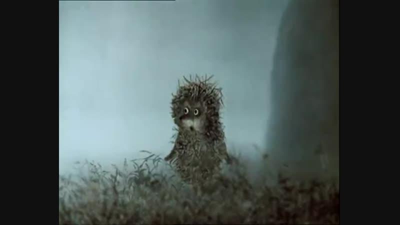 Ёжик в тумане. 1975 год. СССР. М/ф. *