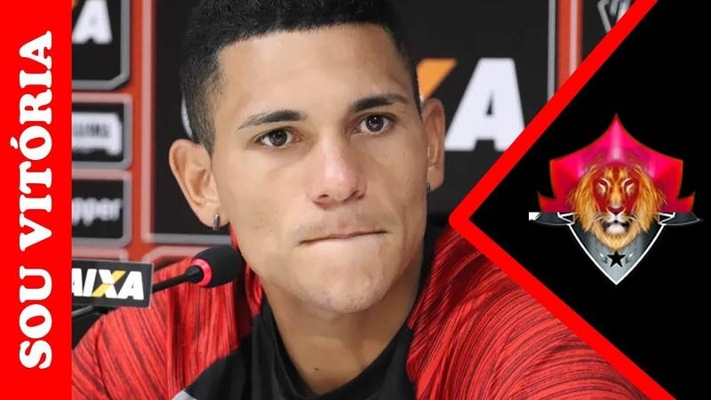 Léo Gomes se arrepende, pede desculpas ao Vitória após colocar clube na justiça e retira ação