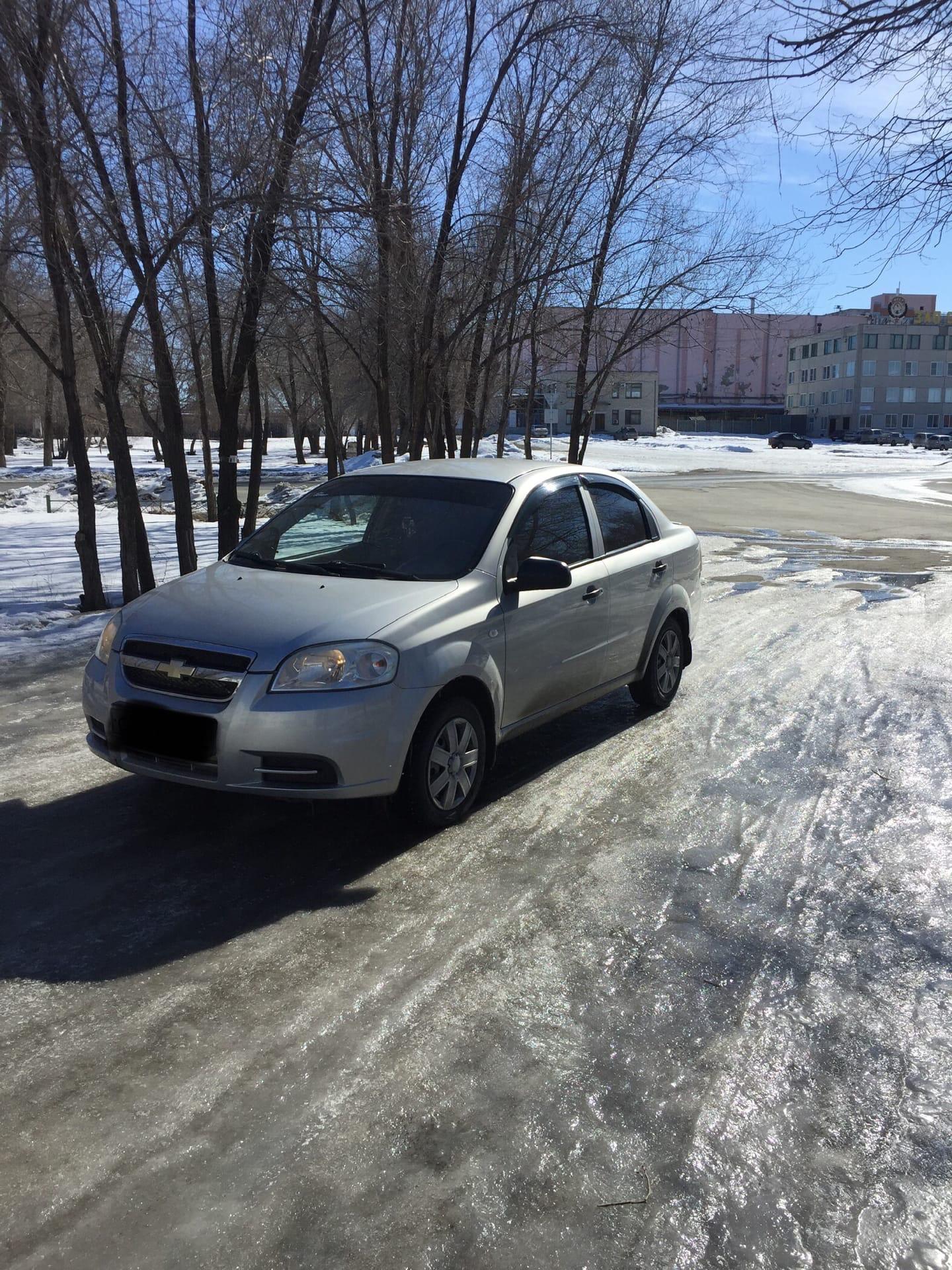 Купить  Chevrolet Aveo 2008 год  В хорошем | Объявления Орска и Новотроицка №2922