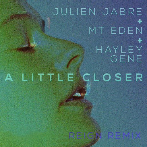 Julien Jabre альбом A Little Closer (REIGN Remix)