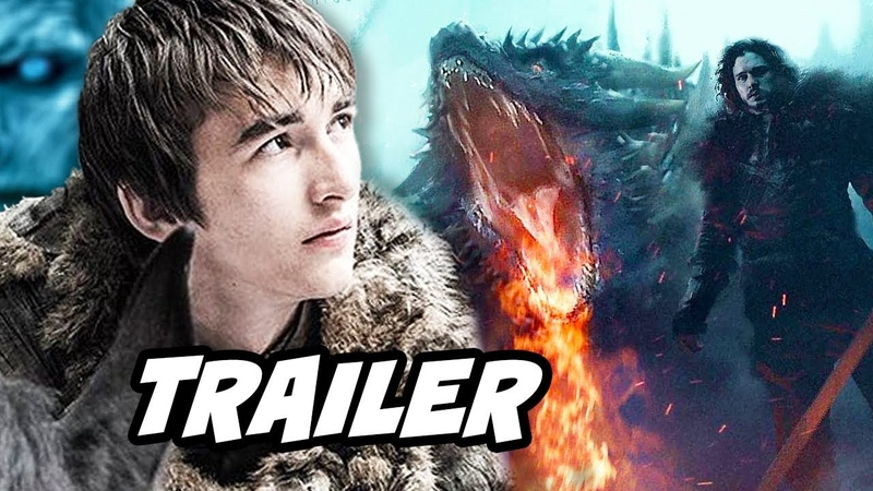 Game Of Thrones Season 8 Teaser Trailer Why Bran Is Missing and Jon Snow Theory