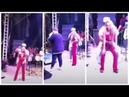 Ferrugem dar bronca em fã que deixou namorada subir no palco e ficou com ciumes após dança