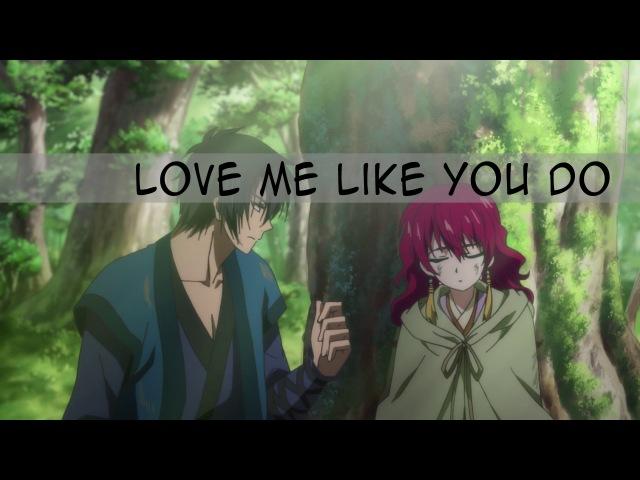 [AMV] Love Me Like You Do (Re-Upload)