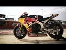 Honda CBR1000RR: Искусство перевоплощения в Superbike