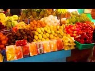 Тайланд. Экзотические фрукты, натуральные соки, цены.