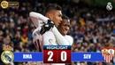Real Madrid vs Sevilla 2-0 Highlights All Goals (19/01/2019)