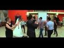 Флешмоб на казахской свадьбе